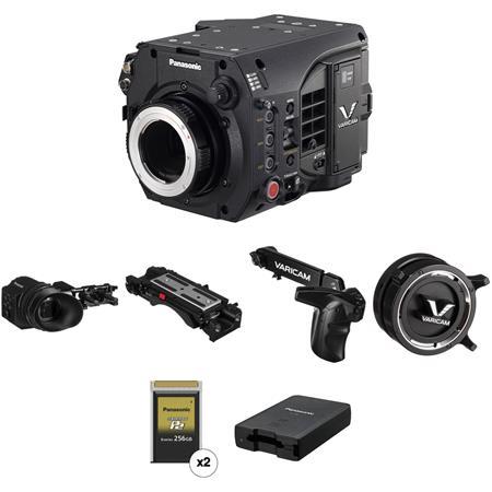 Panasonic Panasonic Varicam LT ProEx Kit, Viewfinder, Shoulder Mount, Grip Module, PL Mount Adapter, 2x 256GB B Series...