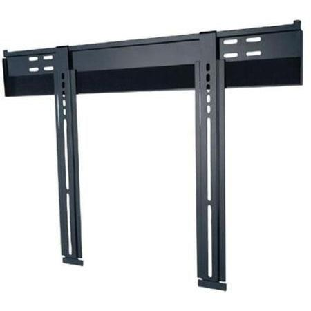 "Peerless SUF650P Ultra Slim Universal Flat Wall Mount for 32-56"" Ultra Thin Screens, Load Capacity 150lbs, Black"