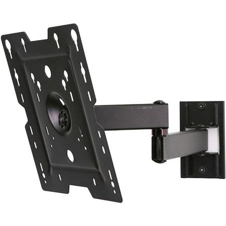 "Peerless Full-Motion Tilting TV Wall Mount for 22-37"" Displays"