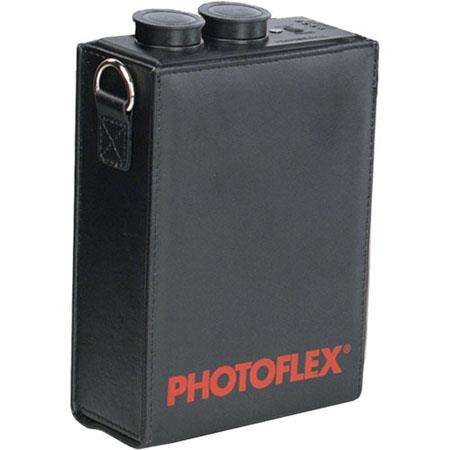 Photoflex TritonFlash Power Pack, with Charger, Power Cord, Power Adapter, Lith-ion Battery