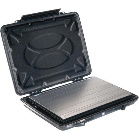 "Discount Electronics On Sale Pelican 1095CC 17"" HardBack Laptop Computer Case with Laptop Liner, Black"