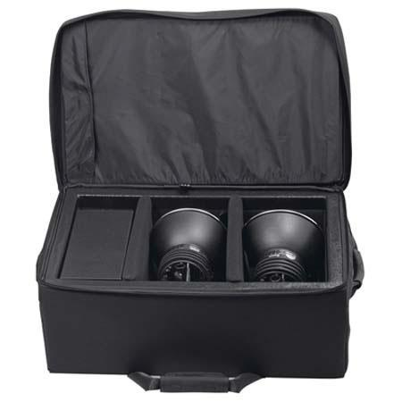 Profoto Acute2R 2400 Pro Value Pack with 2R Power Pack, 2 Flash Heads & Custom Tenba Air Case.