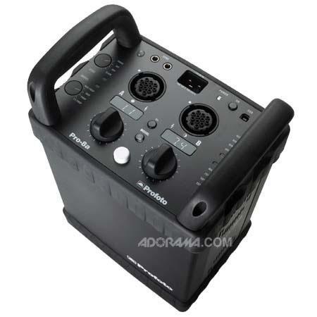 profoto 901002 pro 8a 2400 air power pack generator 901002. Black Bedroom Furniture Sets. Home Design Ideas