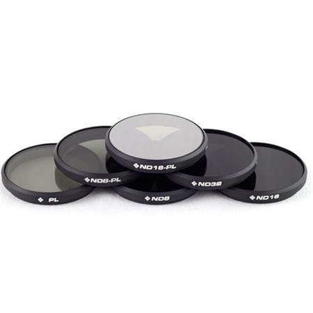 Polar Pro 6-Pack Filter for DJI Inspire 1 Professional Quadcopter