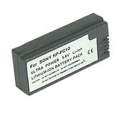 Power2000 NP-FC11 Replacement 3.6v, 800mAh Lithium Ion Battery for Sony Digital Camera Battery