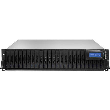 """PROAVIO DS System: 2U RM 24 Bay 19.2TB (24x800GB 2.5"""" SAS SSD's) 2 X 4-port 8G Fibre Channel 3YR w/ 1YR ARP"""