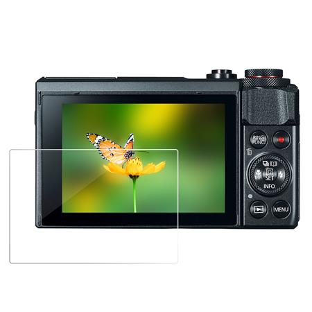 ProOptic Glass Screen Protector for the Canon EOS RP, Canon G7X III