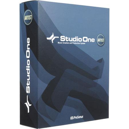 PreSonus Studio One Artist Powerful Entry Level Version Music Creation and Production Software