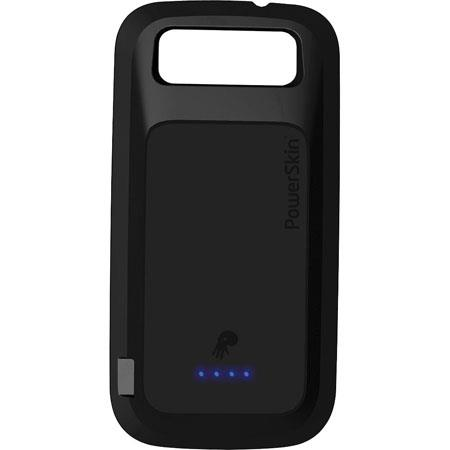 PowerSkin Protective Case with Built-in 1500mAh Battery for Samsung Galaxy S III