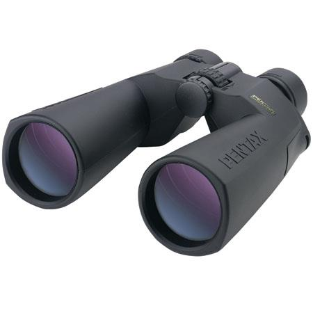 Pentax 20 x 60 PCF WP II, Water Proof Porro Prism Binocular with 2.2 Degree Angle of View, Limited Lifetime USA Warranty. image