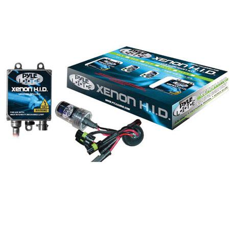 Pyle PHD880K3K 3000K Single Beam 880 HID Xenon Driving Light System