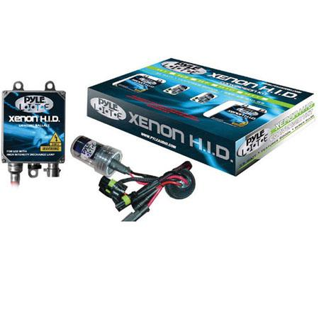 Pyle PHD880K6K 6000K Single Beam 880 HID Xenon Driving Light System
