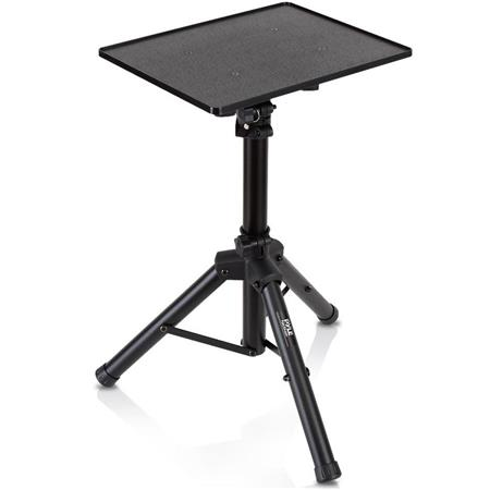 Pyle PLPTS2 Pro DJ Laptop Tripod Adjustable Stand for Notebook Computer