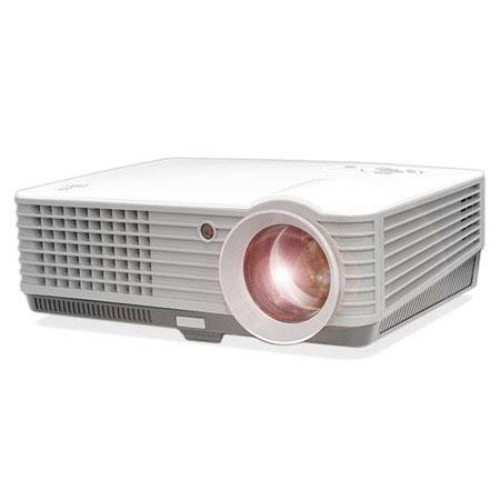 "Pyle Home Widescreen 1080p LED Projector, 2200 Lumens, 1000:1 Contrast Ratio, 140"" Viewing Screen, 2 HDMI/2 USB/VGA, 50000 Hour Lamp Life"