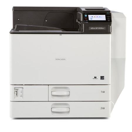 Ricoh Aficio SP C830DN Duplex Laser Printer, 1200x1200 dpi Print Resolution, 45ppm Print Speed, 500 Sheets Output Capacity