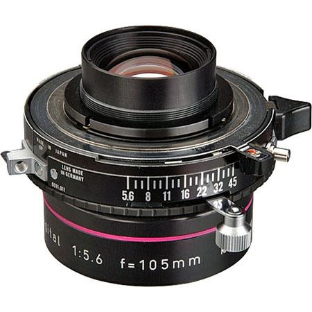 Rodenstock 105mm f/5.6 Apo-Sironar Digital Lens for Digital SLR Cameras & Digital Backs