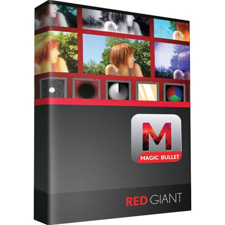 Red Giant Magic Bullet Looks V1.4, Replaces Magic Bullet Editors, Video Editing Plug in Software for Mac & Windows