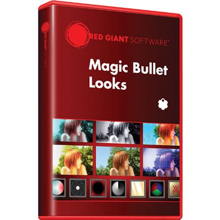 Red Giant Magic Bullet Looks Upgrade V1.4, Replaces Magic Bullet Editors, Video Editing Plug in Software for Mac & Windows