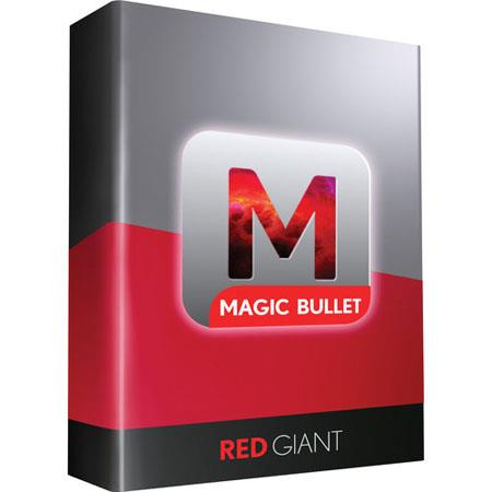 Red Giant Magic Bullet Suite 2010 V10 - Looks, Frames, Steady, Colorista, Instant HD