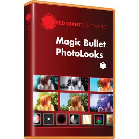 Red Giant Magic Bullet Photo-looks V1.5 - Slip Sleeve Version