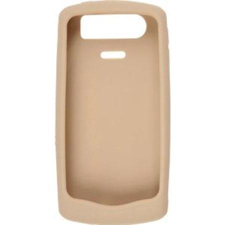RIM BlackBerry 8120/ 8130 Smartphone Protective Skin - Gold image