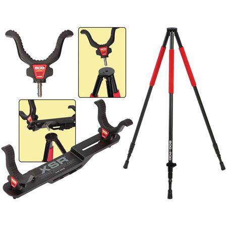 Boggear Ssc Super Steady Combo Rld3 Tripod With Xsr And Usr image