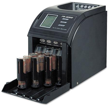 Royal Sovereign FS-4000 Digital Coin Sorter