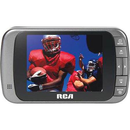 "RCA 3.5"" Digital ATSC / NTSC Pocket LED TV"