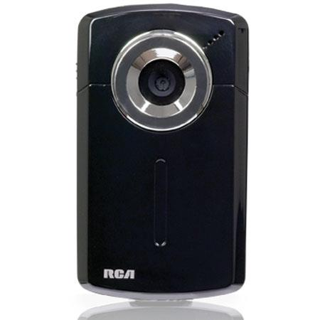 "RCA EZ1100 1.8"" Digital Camcorder, SD/SDHC Memory Slot, 4X Digital Zoom"