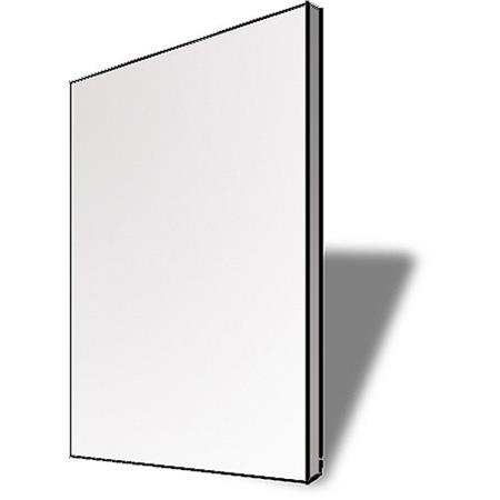 "Savage 20x24"" ProCore Double Thick Mat and Mount Board, White/White, 24 Sheet/Carton"