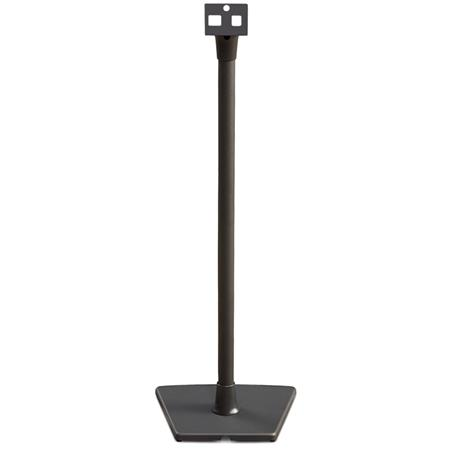 Sanus Systems WSS1 Speaker Stand for SONOS PLAY 1 and PLAY 3 Speakers, Single, Black