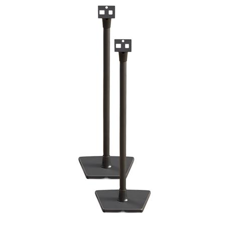 Sanus Systems Speaker Stand for SONOS PLAY 1 and PLAY 3 Speakers, Pair, Black