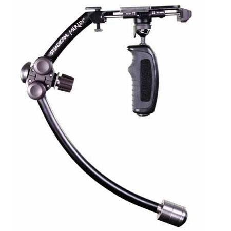 SteadiCam Merlin 2 Stabilizer, Stabilization System for Camcorders and HD DSLR Cameras Up to 5lb