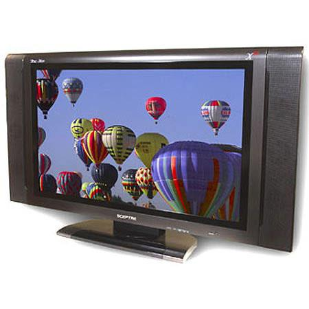 "Sceptre X37SV-NAGA 37"" Super MVA TFT LCD TV, ATSC Digital & NTSC Analog, ""RECERTIFIED"" with One Year Sceptre Warranty image"