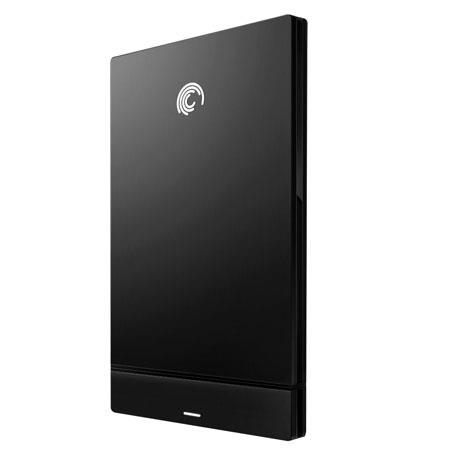 Seagate GoFlex Slim 500GB Portable External Hard Drive, 5400RPM Drive Speed, USB 2.0