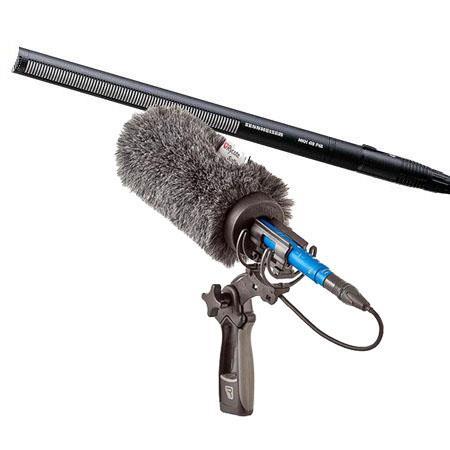 Sennheiser 416 Shotgun : sennheiser mkh 416 short shotgun interference tube mic w rycote softie 18cm ws mkh416 p48 d ~ Hamham.info Haus und Dekorationen
