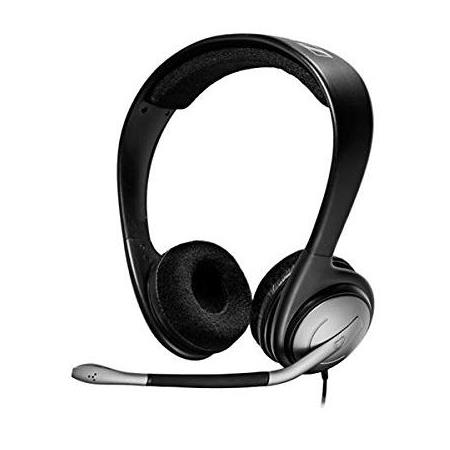 Sennheiser PC 151 Stereo Gaming Headset with Noise-cancelling for PC, Mac, PS4, Xbox One, VoIP and Skype