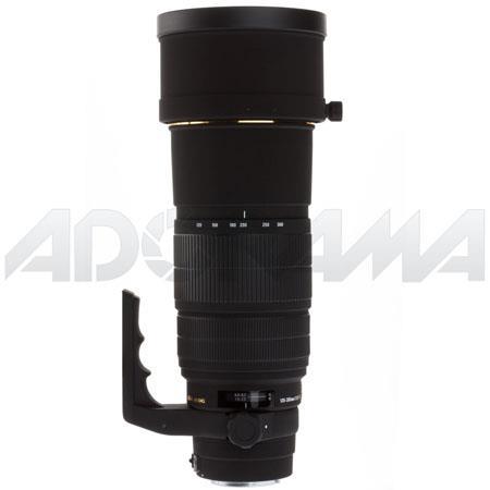 Sigma 120-300mm f/2.8 EX DG APO IF HSM AutoFocus Telephoto Zoom Lens for Canon EOS Cameras image