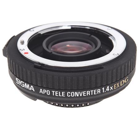 Sigma 1.4x EX DG APO Tele-Converter AF for Nikon AF Cameras image