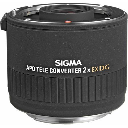 Sigma 2x EX DG APO Tele-Converter AF for Canon EOS Cameras image