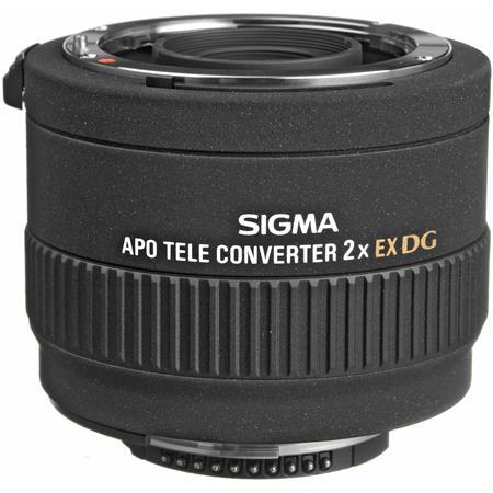 Sigma 2x EX DG APO Tele-Converter AF for Nikon AF Cameras image