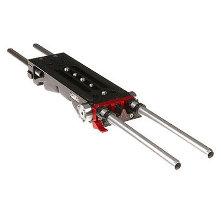 Shape Shape BP0008 V-Lock Quick Release Baseplate (Without Handles), Supports 15mm/19mm Studio Rod Adapters, V-Lock Delta...