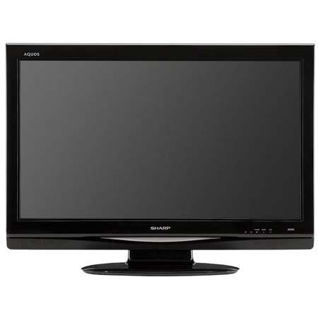 "Sharp Aquos LC-32D44U 32"" LCD TV with 16:9 Aspect Ratio, Built-in ATSC/QAM/NTSC Tuners, Black image"