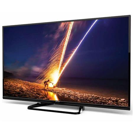 """Sharp AQUOS LC-40LE653 40"""" Class Full HD LED Smart TV, Wi-Fi"""