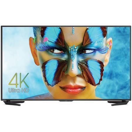 "Sharp AQUOS LC43UB30 43"" Class 4K Ultra HD Smart LED TV, Wi-Fi"