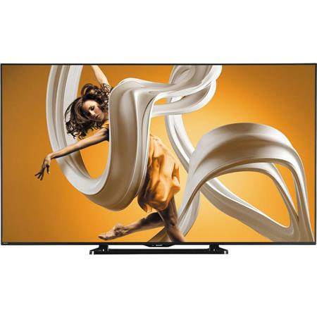 "Sharp AQUOS LC-60LE660U 60"" Class Full HD Smart LED TV, 1920x1080 Resolution, 3 HDMI, USB, Built-In Wi-Fi & Ethernet Connectivity"