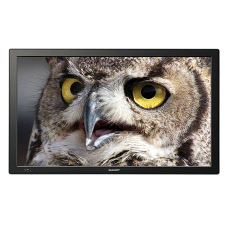 "Sharp PN-T321 32"" Class Professional LCD Monitor, 2500:1 Contrast Ratio, 420 cd/m2 Brightness, 1366x768 Resolution, 16:9 Aspect Ratio"