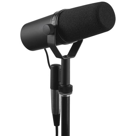 shure sm7b cardioid dynamic studio vocal microphone sm7b. Black Bedroom Furniture Sets. Home Design Ideas