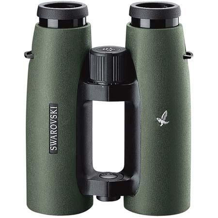 Swarovski Optik 10 x 42 EL, Water Proof Roof Prism Binocular with 6.3 Degree Angle of View, Green, U.S.A. Limited Lifetime Warranty image
