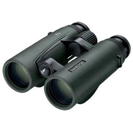Swarovski Optik 10x42 EL Range Water Proof Roof Prism Binocular with 6.3 Degree Angle of View & Laser Rangefinder, USA